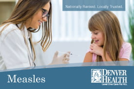 Measles Facts