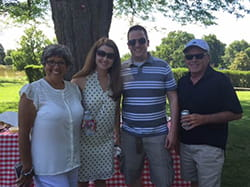 Denver Health Hospitalist Croquet Event Team 2016
