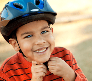 Helmet Fit and Safety Tips