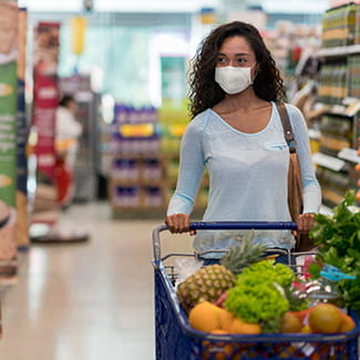 How to Prevent the Spread of the Novel Coronavirus at the Grocery Store