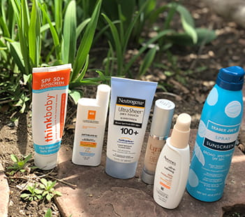 Choosing the best sunscreen