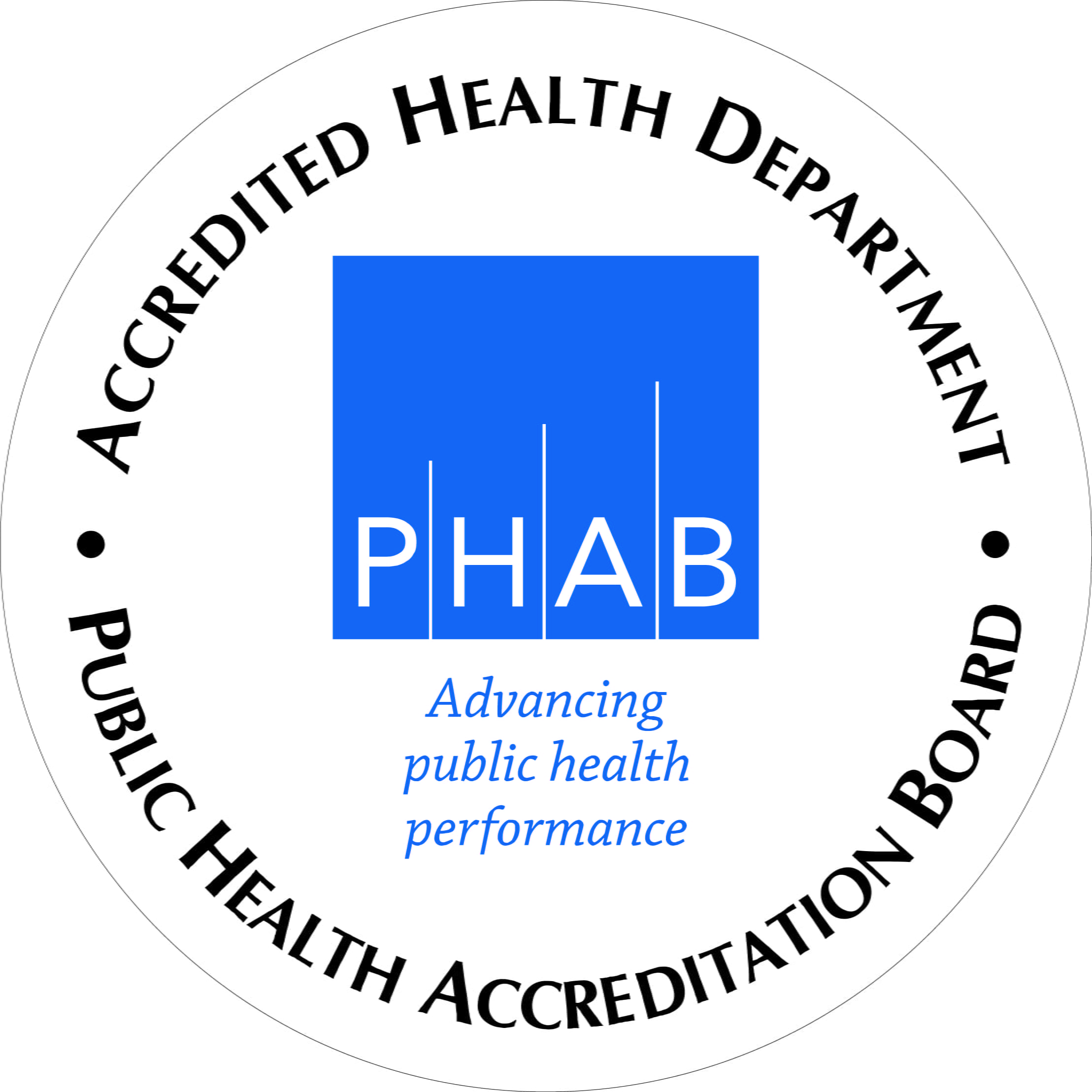 Public Health Accreditation Seal Image