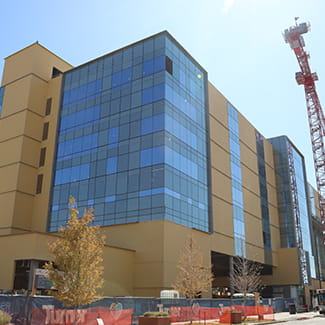 outpatient medical center road closures april 2020 Denver Health